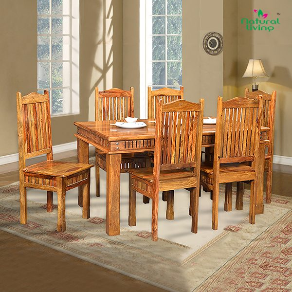 Hunter Wooden Dining Chair Get Upto 45 Discount On Sheesham Furniture